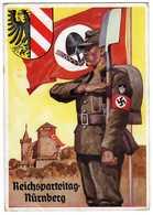 Allemagne : III Reich : Reichsparteitag - Nürnberg - Nürnberg