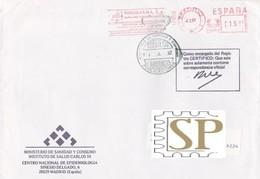 España Sobre Ministério De Sanidad Y Consumo Instituto De Salud Carlos III Centro Nacional De Epidiomologia - Documentos Antiguos