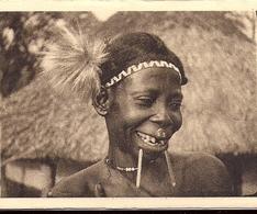 Afrique Equatoriale Française 11 OUBANGUI Une élégante Phot. René Moreau éd. R Bégue République Centrafricaine Congo - Cartes Postales