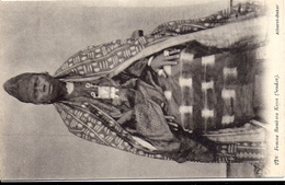 Femme Bambara Kayes Soudan N° 278 Edition Albaret Dakar Tampon André Chaubard Montauban - Soudan