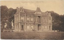 D27 - BOURGTHEROULDE - L'HÔTEL DE VILLE - Carte Sépia - Bourgtheroulde