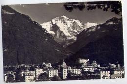 Interlaken - Die Jungfrau - Formato Piccolo Viaggiata – E 11 - Other