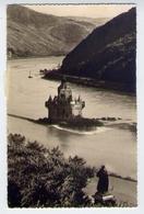 Kaub Am Rhein - Blucherdenkmal Und Pfalz - Formato Piccolo Non Viaggiata – E 11 - Other