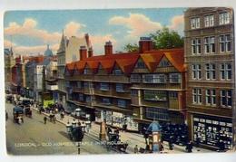 London - Old Houses Staple Inn Holborn - Formato Piccolo Non Viaggiata – E 11 - Other