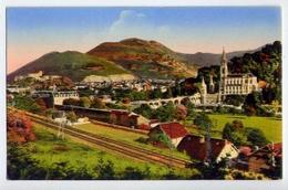 Lourdes - Vue Generale Et La Basilique - Formato Piccolo Viaggiata – E 11 - Other