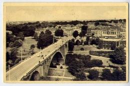 Luxembourg - Pont Adolphe - Formato Piccolo Viaggiata Mancante Di Affrancatura – E 11 - Other