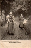 Stavelot D.V.D. 8987 Edit Coliignon-Leken   Paysannes Ardennaises   Onverzonden - Stavelot