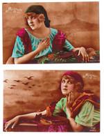 Mignon Amag 1926 - Costumes