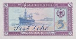Albanie / 5 Leke / 1976 / P-42(a) / UNC - Albania