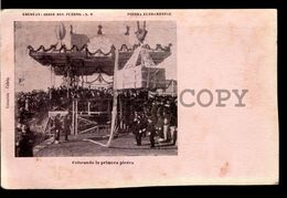Ca 1900 Montevideo Port Innaugural Uruguay Original Postcard CUBELA Serie  (W4_3063) - Uruguay