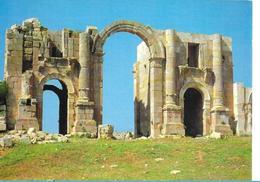 Jerash - Arc De Triomphe - Jordan
