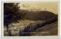 St.anton Am Arlberg - Lechtaler Alpen - Formato Piccolo Viaggiata – E 11 - Postcards