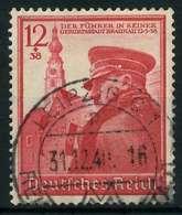 DEUTSCHES REICH 1939 Nr 691 Gestempelt X895DB6 - Allemagne
