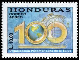 Honduras 2002 Pan American Health Organisation Unmounted Mint. - Honduras