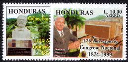 Honduras 1999 National Congress Unmounted Mint. - Honduras