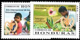 Honduras 2000 International Year Of Volunteers Unmounted Mint. - Honduras