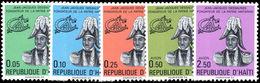 Haiti 1972 Jean-Jacques Dessalines Unmounted Mint. - Haiti