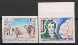 Mali - 1979 - N°Yv. 347 à 348 - René Caillié - Non Dentelé / Imperf. - Neuf Luxe ** / MNH / Postfrisch - Mali (1959-...)