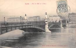 69 - LYON - Pont Du Midi Sur Le Rhône - Lyon