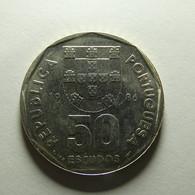 Portugal 50 Escudos 1986 - Portugal