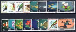 British Solomon Islands 1975 British Obliterated Set Unmounted Mint. - Salomonen (...-1978)