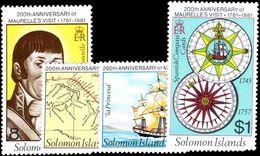 Solomon Islands 1981 Maurelle Unmounted Mint. - Solomon Islands (1978-...)