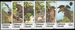 Solomon Islands 1982 Sandfords Eagles Unmounted Mint. - Solomon Islands (1978-...)