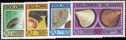 Solomon Islands 1983 Commonwealth Day. Shells Unmounted Mint. - Solomon Islands (1978-...)