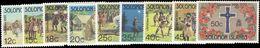 Solomon Islands 1983 Christmas Unmounted Mint. - Solomon Islands (1978-...)