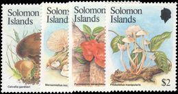 Solomon Islands 1984 Fungi Unmounted Mint. - Solomon Islands (1978-...)