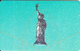 GERMANY - USA, The Statue Of Liberty(A 52 B), Tirage 49000, 12/91, Mint - Germania