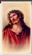 Santino - Ecce Homo - Gesù Coronato Di Spine - E 11 - Devotion Images