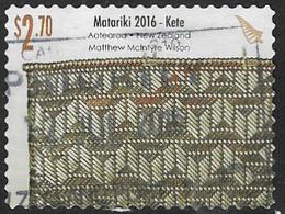 New Zealand 2016 Matariki $2.70 Self Adhesive Good/fine Used [39/32164/ND] - Used Stamps