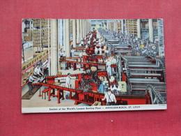 World Largest Bottling Plant Anheuser Busch St Louis           Ref 3308 - Industry