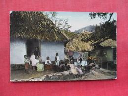 Panama Natives   & Home  Panama      Ref 3308 - Panama