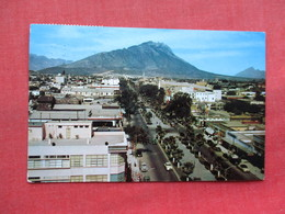 Avenida Madero  Monterrey   Mexico  Has Stamp & Cancel     Ref 3309 - Mexico