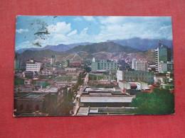 Panoramica  Monterrey   Mexico  Has Stamp & Cancel     Ref 3309 - Mexico