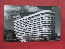 Hotel Ambassador Monterrey  Mexico  Has Stamp & Cancel     Ref 3309 - Mexico