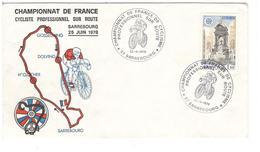 16940 - Championnat De France Cyclisme  78 - 1961-....