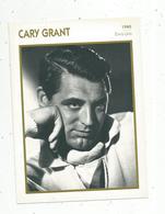 Photographie, Portrait De STARS, Cinéma ,acteur , Cary GRANT ,1940,  Photo Koball , 2 Scans ,fiche Descriptive - Personalità