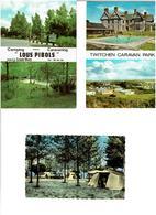 CAMPINGS /  Lot De 44 Cartes Postales Modernes écrites - Cartes Postales