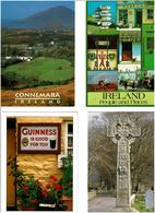 IRLANDE /  Lot De 90 Cartes Postales Modernes écrites - Cartes Postales