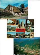 07 / ARDECHE / Lot 800 C.P.M. écrites - Cartes Postales