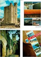 33 / GIRONDE / Lot 750 C.P.M. écrites - Cartes Postales
