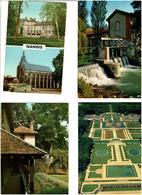 77 / SEINE & MARNE / Lot 750 C.P.M. écrites - Postcards