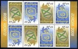 2008Azerbaijan715-716/MHEuropa Cept16,00 € - Aserbaidschan