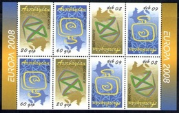 2008Azerbaijan715-716/MHEuropa Cept16,00 € - Azerbaïdjan