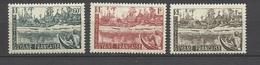 Guyane   N° 204 à 206  Neufs   *       B/TB ....... Soldé à Moins De  20 % ! ! ! - Unused Stamps