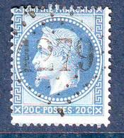N° 29 Obl GC 1279  ... DARNETZ Correze , Ind 17 = 220 Euro Sur Lettre - Marcophilie (Lettres)