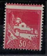 ALGERIE          N°  YVERT    173  (  Piquage  Décalé )   NEUF AVEC CHARNIERE       ( Ch 2/13 ) - Algérie (1924-1962)
